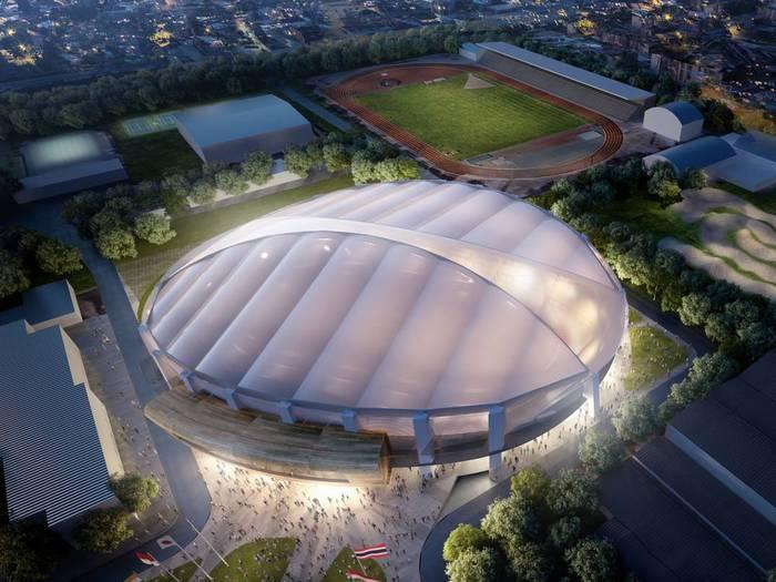 IDEA StatiCa UK - Jakarta Velodrome, Indonesia