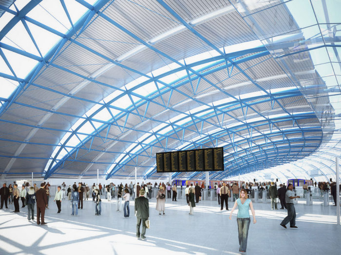 Waterloo Station Redevelopment