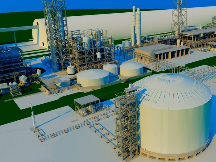 Fertilizer Plant in Brunei