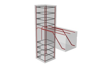 IDEA StatiCa Concrete - Frame joints