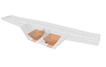 IDEA StatiCa Concrete - Partially loaded areas