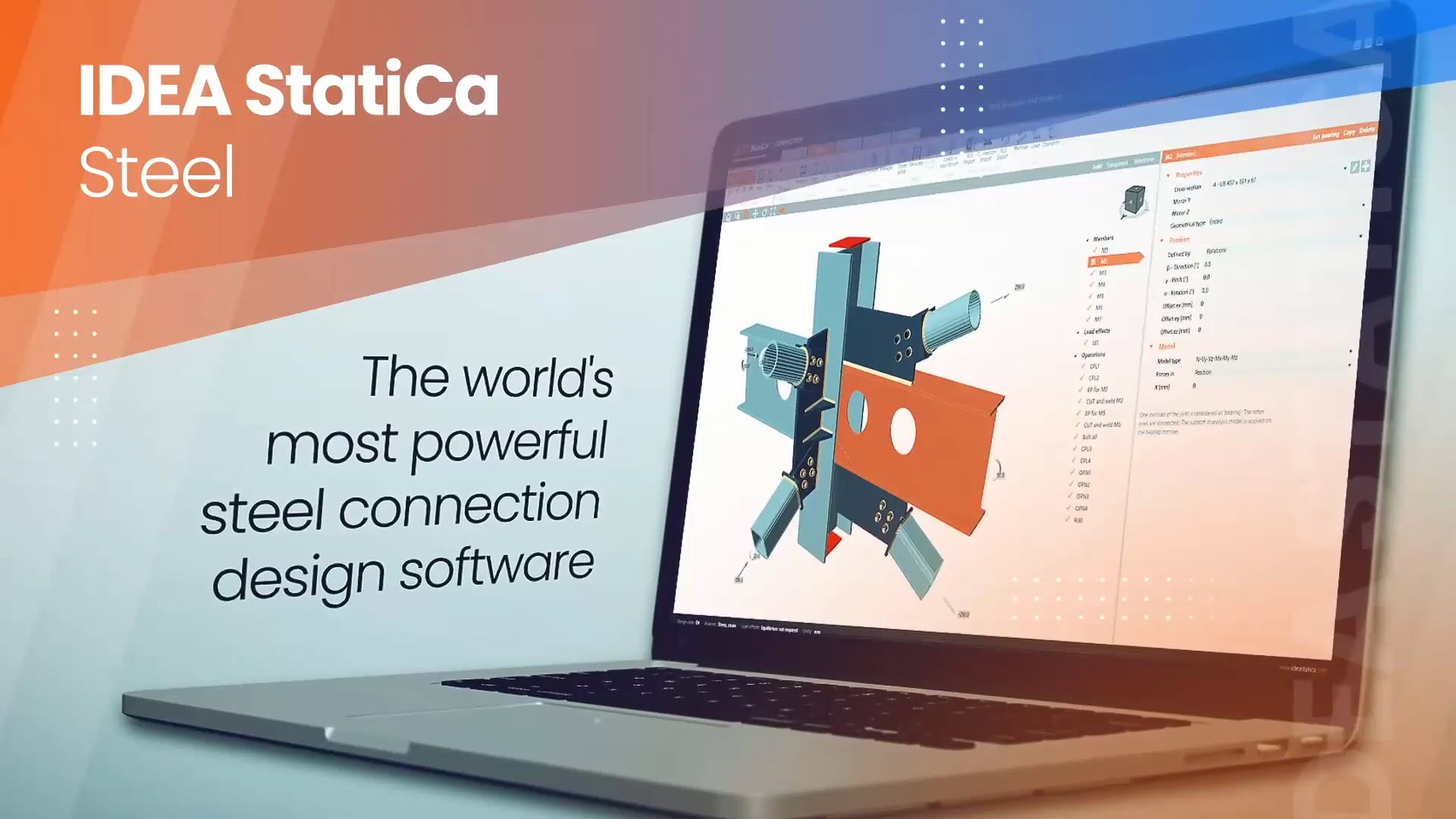 IDEA StatiCa UK - Steel Connections