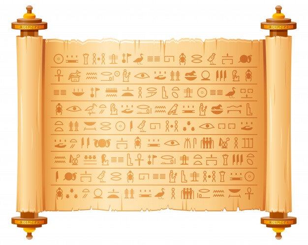 IDEA StatiCa - Egypt Papyrus Scroll
