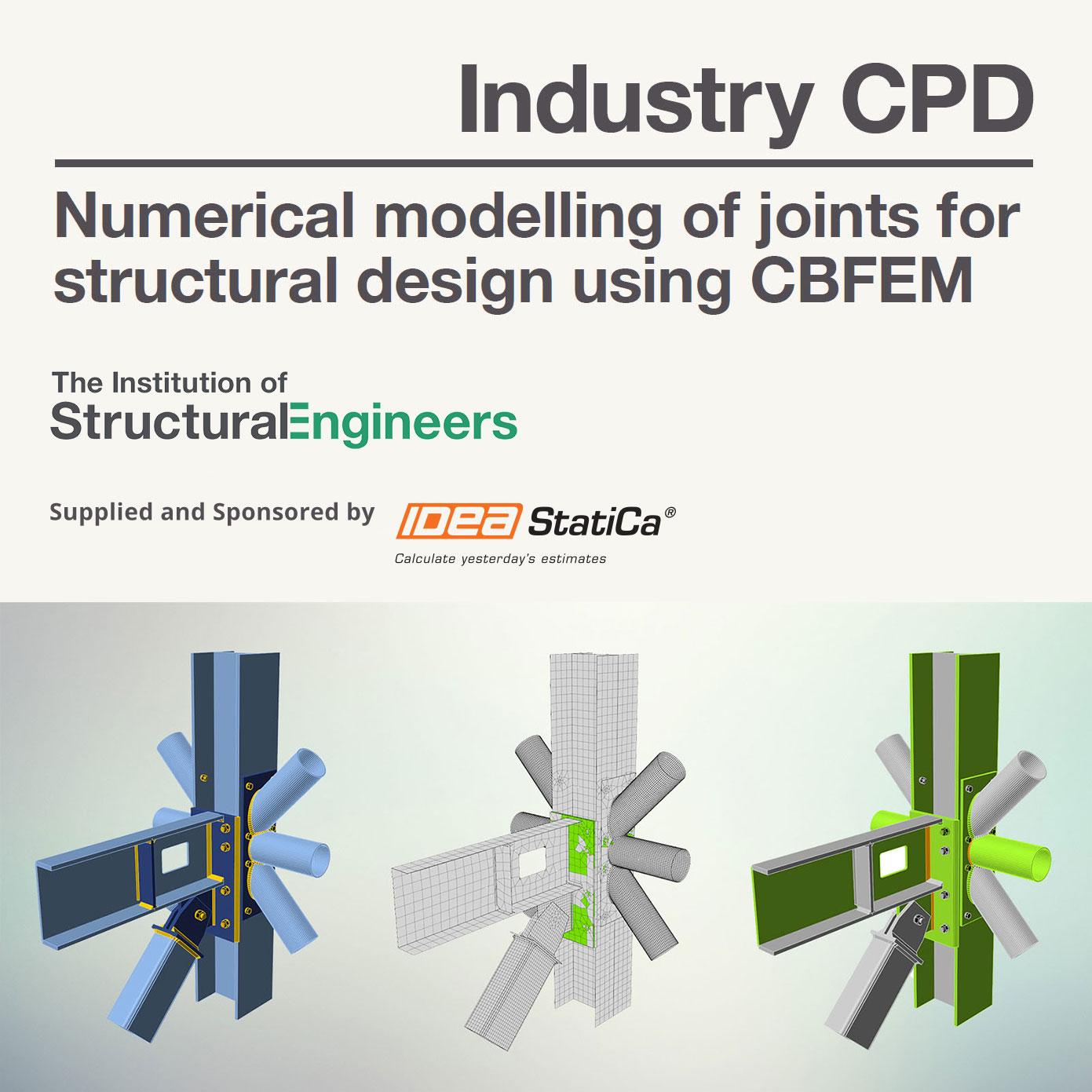 IDEA StatiCa UK - CPD Module