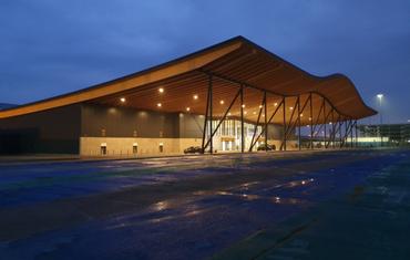IDEA StatiCa Excellence Awards - Horizon - Southampton Cruise Terminal (Terminal 5)