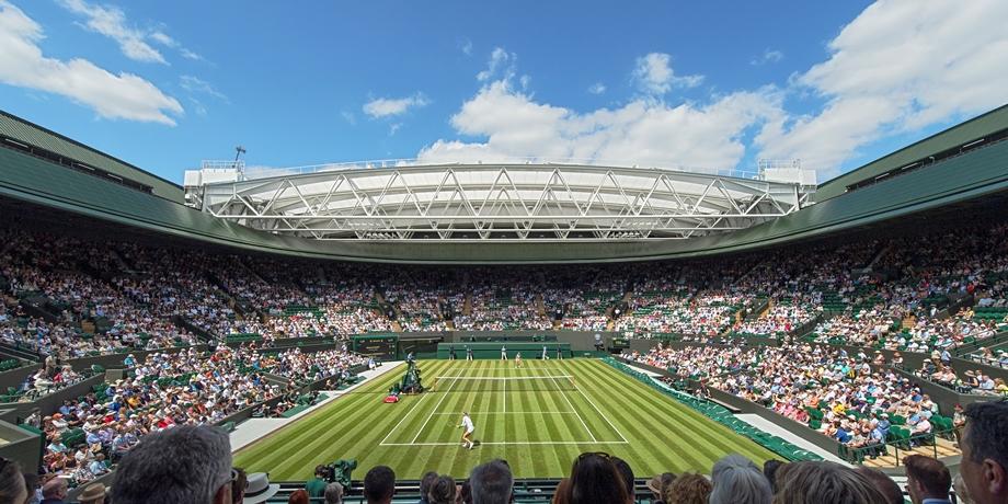 The All England Lawn Tennis Club - IStructE Awards 2021 - IDEA StatiCa UK